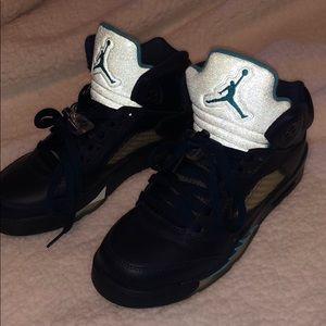 Retro Jordan 5's
